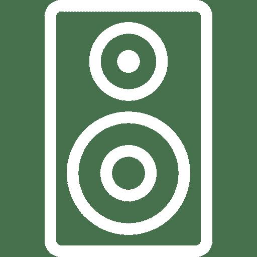 Parlantes y audio
